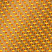 Gewebe Transparenten EXTERNAL SCREEN CLASSIC Satiné 5500 M65 Sand Canari Orange