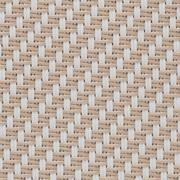 Gewebe Abdunklung BLACKOUT 100% Satiné 21154 0210 Weiß Sand