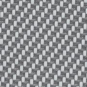 Gewebe Transparenten EXTERNAL SCREEN CLASSIC Satiné 5500 0201 Weiß Grau