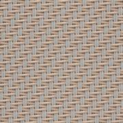 Gewebe Transparenten EXTERNAL SCREEN CLASSIC Satiné 5500 0710 Perlen Sand