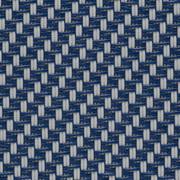Gewebe Transparenten EXTERNAL SCREEN CLASSIC Satiné 5500 0740 Perlen Marineblau