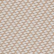 Gewebe Transparenten EXTERNAL SCREEN CLASSIC Satiné 5500 1002 Sand Weiß