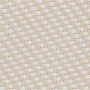Gewebe Transparenten EXTERNAL SCREEN CLASSIC Satiné 5500 2002 Linen Weiß