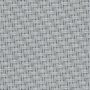 Gewebe Transparenten EXTERNAL SCREEN CLASSIC Satiné 5500 4949 RAL 9006 Weissaluminium