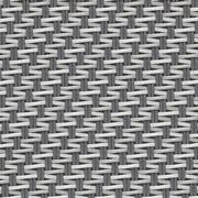 Gewebe Transparenten EXTERNAL SCREEN CLASSIC Satiné 5500 M31 010207 Grau Weiß Perlen