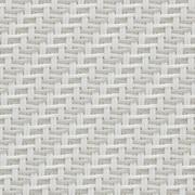 Gewebe Transparenten EXTERNAL SCREEN CLASSIC Satiné 5500 M36 020207 Weiß Weiß Perlen