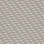 Gewebe Transparenten EXTERNAL SCREEN CLASSIC Satiné 5500 M45 070210 Perlen Weiß Sand