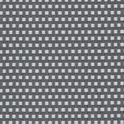Gewebe Transparenten SCREEN VISION SV 3% 0102 Grau Weiß