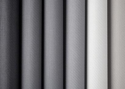 Tissu de protection solaire, Transparenten external-screen-classic Satiné 5501
