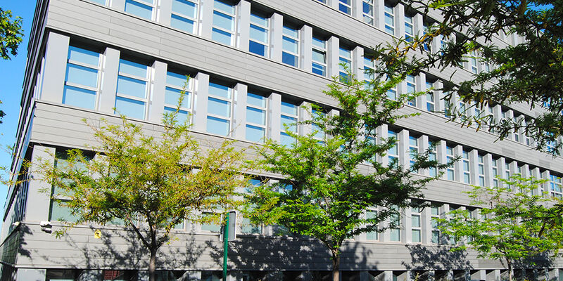 Bürokomplex von Almanjáyar