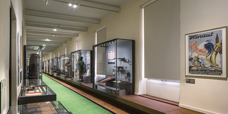 "Museum über den Befreiungs-Orden ""Ordre de la Libération"""