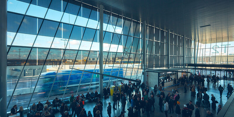 Helsinki Hafenterminal 2